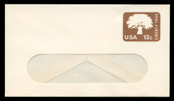 U.S. Scott # U 576 1975 13c Liberty Tree, Boston - Mint Envelope, UPSS Size 12-WINDOW
