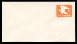 "U.S. Scott # U 580 1978 (15c) ""A"" Eagle Non-Denominated Envelope - Mint Envelope, UPSS Size 12"