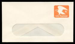 "U.S. Scott # U 580 1978 (15c) ""A"" Eagle Non-Denominated Envelope - Mint Envelope, UPSS Size 12-WINDOW"