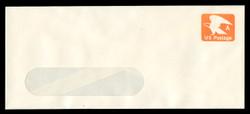 "U.S. Scott # U 580 1978 (15c) ""A"" Eagle Non-Denominated Envelope - Mint Envelope, UPSS Size 23-WINDOW"