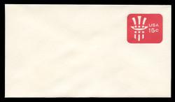U.S. Scott # U 581 1978 15c Uncle Sam - Mint Envelope, UPSS Size 12