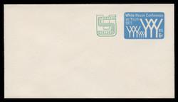 U.S. Scott # U 562/12, UPSS #3553/47 1971 6c (U555) + 2c White House Conference on Youth - Mint (See Warranty)