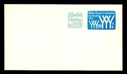 U.S. Scott # U 562/12, UPSS #3553/48A 1971 6c (U555) + 2c White House Conference on Youth - Mint (See Warranty)