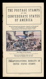 Confederate States Facsimile Booklet