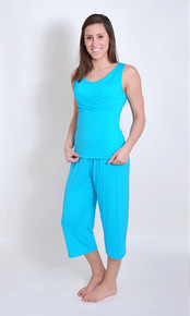 Nursing Capri Set Too Cool PJ's
