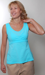 Mama Chic Nursing Tank Top