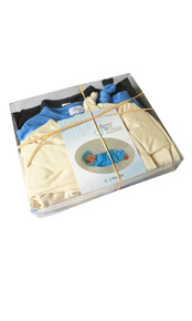 Baby Sleeper & Cap Gift Set
