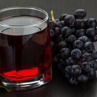 Grape Juice Liquid