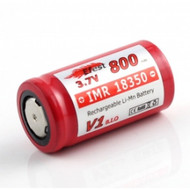 Efest Li-Mn IMR 18350 3.7v 800mAh High Drain Battery