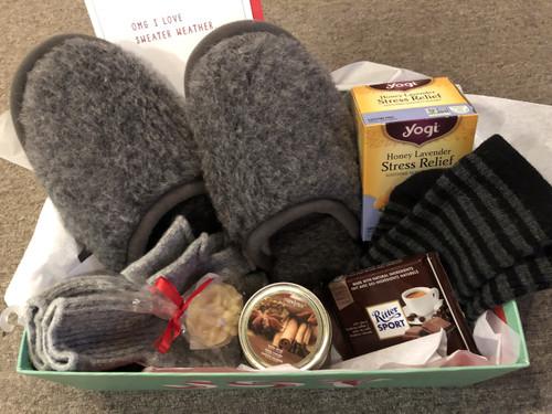 Hygge Cozy Comfort Box