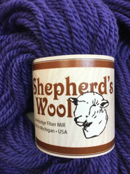 Shepherd's Wool yarn label