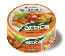 Attica Baked Giant Beans in Tomato Sauce