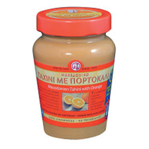 Macedonian Orange Tahini 12.4oz Jar