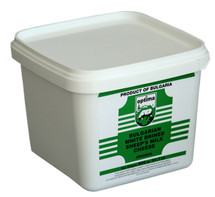Optima Bulgarian White Cheese 2Lb Plastic Tub