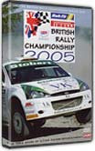 British Rally Championship 2005 DVD