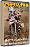 Dirtwise With Shane Watts: Advanced Vol. 1 DVD