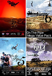 On The Pipe Value Pack DVDs
