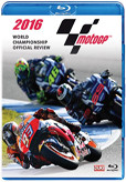 MotoGP 2016 Official Review Blu-Ray
