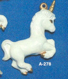 A-278 Unicorn Wind Chime