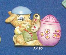 A-190 Boy Bunny Artist
