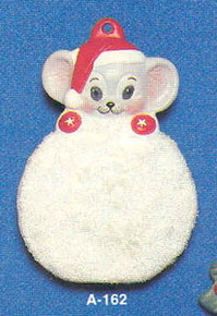 A-162 Mouse on Snowball