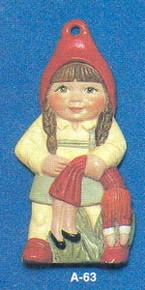 A-063 Girl Gnome
