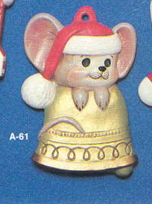 A-061 Mouse on Bell