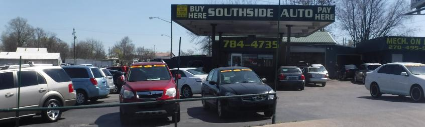 Car Lots Bowling Green Ky >> Southside Auto Sales