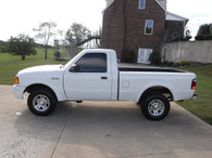 2004 Ford Ranger Sharp Loaded Regular Cab Truck!!