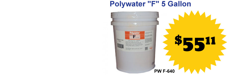 Polywater F
