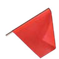 """SP 3006205 Plain Weave """"MESH"""" Warning Flag"""