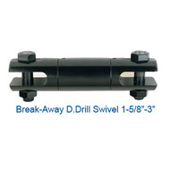 "CX08075820 Break-Away D.Drill Directional Drilling Swivel Size 3"" Break Load 25000"