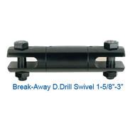 """CX08075800 Break-Away D.Drill Directional Drilling Swivel Size 3"""" Break Load 22000"""