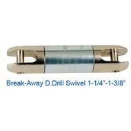 """CX08019800 Break-Away D.Drill Directional Drilling Swivel Size 1-1/4"""" Break Load 4000"""