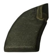BD TT1654 Shark Tooth--Medium Cutter Tooth for Backreamers 1.306 x .500 x 1.800