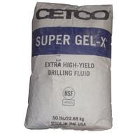 DF SUP GEL-X SUPER GEL-X® High Yield Bentonite