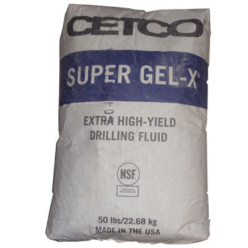 df sup gel x super gel x high yield bentonite