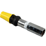 "RH 1413 Railhead Quick Connect Tool Adapter, 2-1/2"" RAMON Pin to 2-1/8"" Vermeer LP Box"