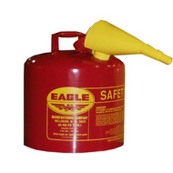 EM UI50FS 5 Gallon Red Safety Gas Can