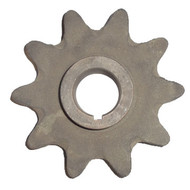 "CA404004 10 Tooth Split Head Shaft Drive Sprocket with .3125"" Keyway"