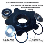 GH60161S-A Five Tooth, Boom End Sprocket Assembly