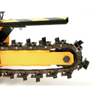"""GH15004S18 18 Station 4"""" Wide, Welded Shark/Scorpion Chain (12"""" Boom)"""