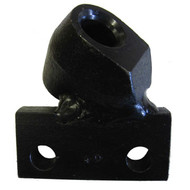 "CA03858 5"" Left Cut Side Mount Conical Rock Bit Adapter"