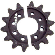 "DW140-732 14 Tooth Split Head Shaft Drive Sprocket 2.00"" Chain"