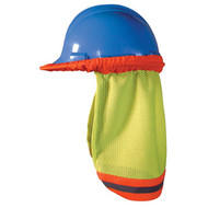 ERB-OK-5057009 Mesh Hard Hat Shade--High Visibility