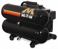 MI AM1-HE02-04M 4.2 CFM Electric Air Compressor - Work Pro Series