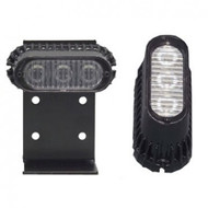 NA LED5000R1-A 12/24v Amber Surface Mount High Power LED Light w/TRL Lensing
