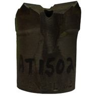 "AT T1502L0 1.5"" Single Pass Taper Bit 1""-11°. Side View."
