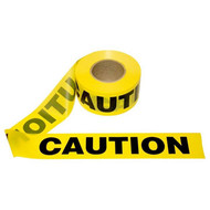 TP UT-600CC 3 x 1000 Caution TAPE 3 Mil Thickness