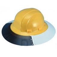 ERB-17973 Omega FB Sun Shield White/Smoke